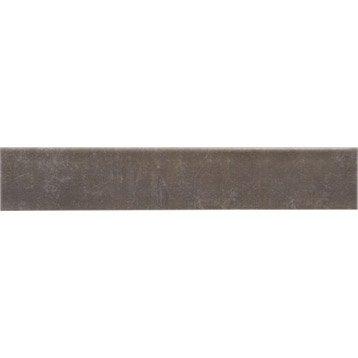 Lot de 4 plinthes Area bronze, l.8 x L.45 cm