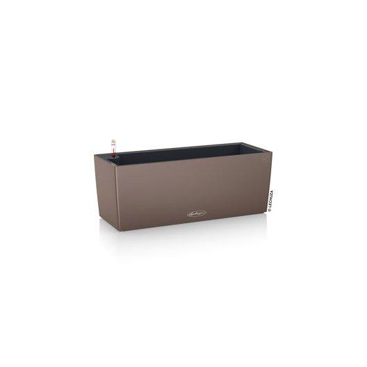 jardini re polypropyl ne r serve d 39 eau lechuza diam 0 x x cm mu leroy merlin. Black Bedroom Furniture Sets. Home Design Ideas