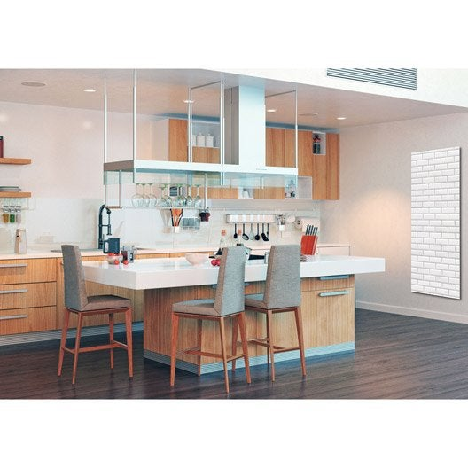 radiateur electrique ultra fin. Black Bedroom Furniture Sets. Home Design Ideas