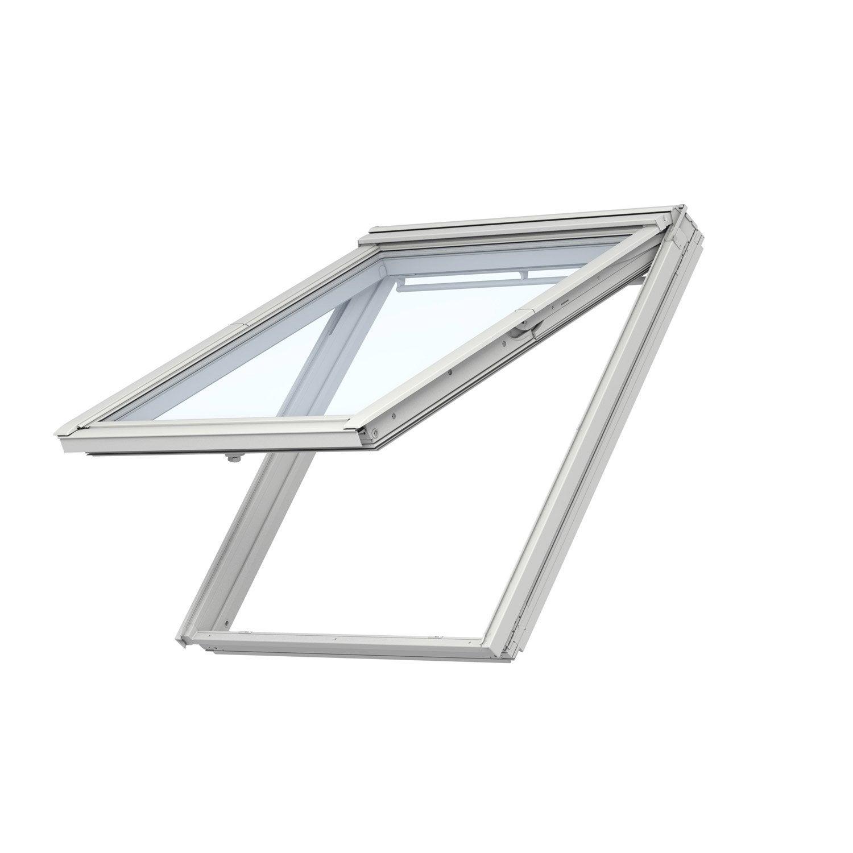 velux 114x118 pas cher tablette de fenetre exterieur alu. Black Bedroom Furniture Sets. Home Design Ideas