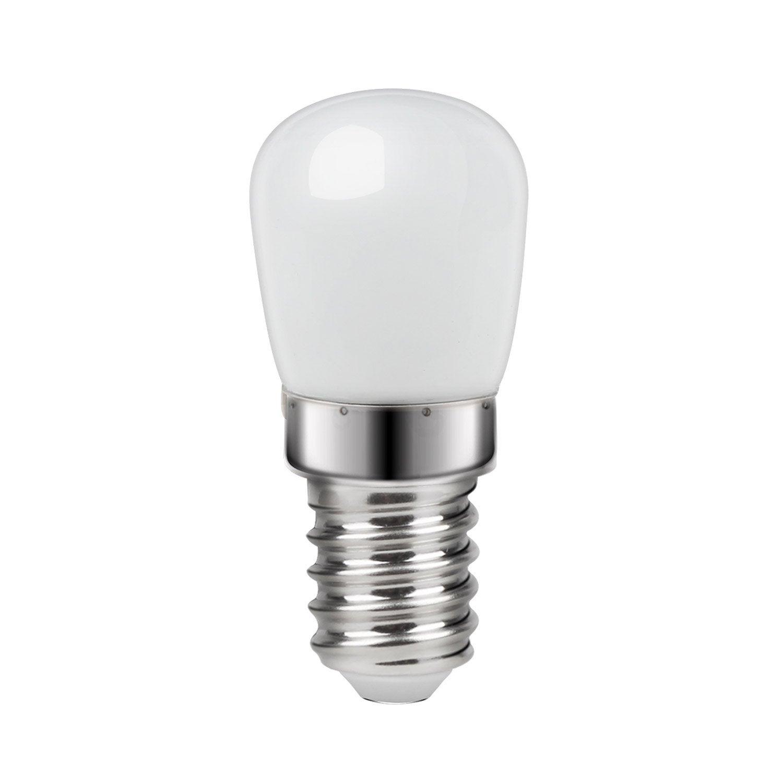 ampoule led pour frigo e14 1 1w 91lm quiv 10w 4000k lexman leroy merlin. Black Bedroom Furniture Sets. Home Design Ideas