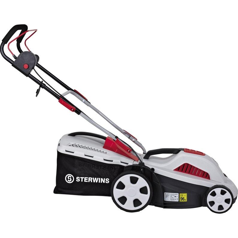 Tondeuse électrique Sterwins 340ep3 1400 W L 34 Cm
