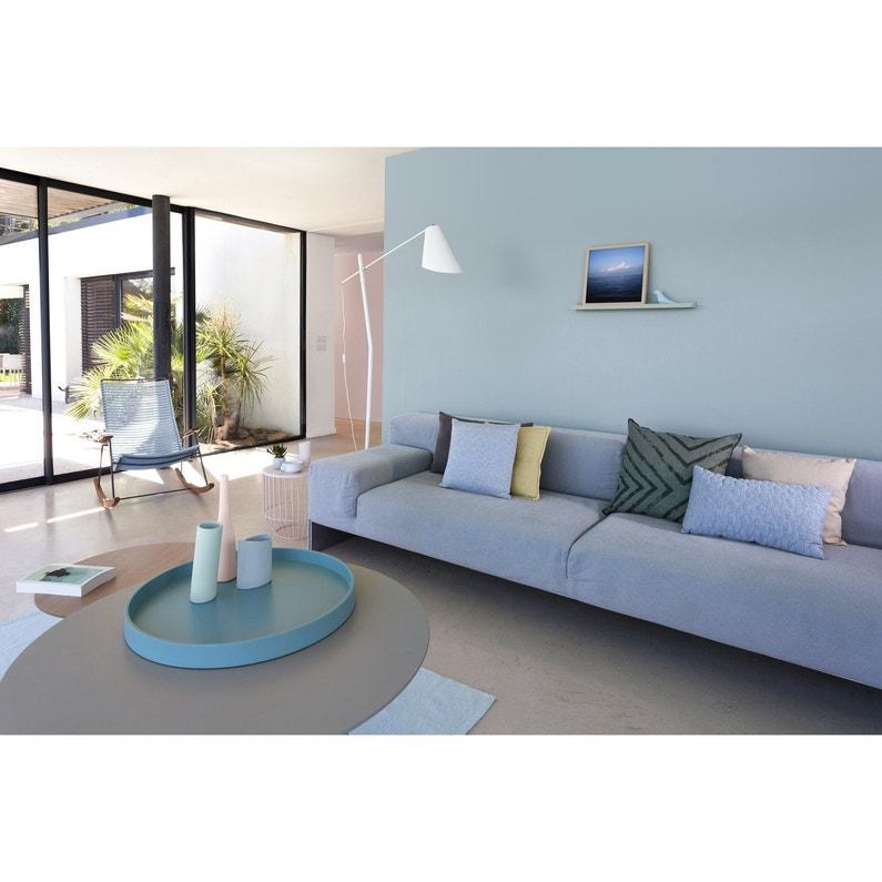 Peinture Mur Boiserie Radiateur Envie Bleu Calme Velours 0 5 L
