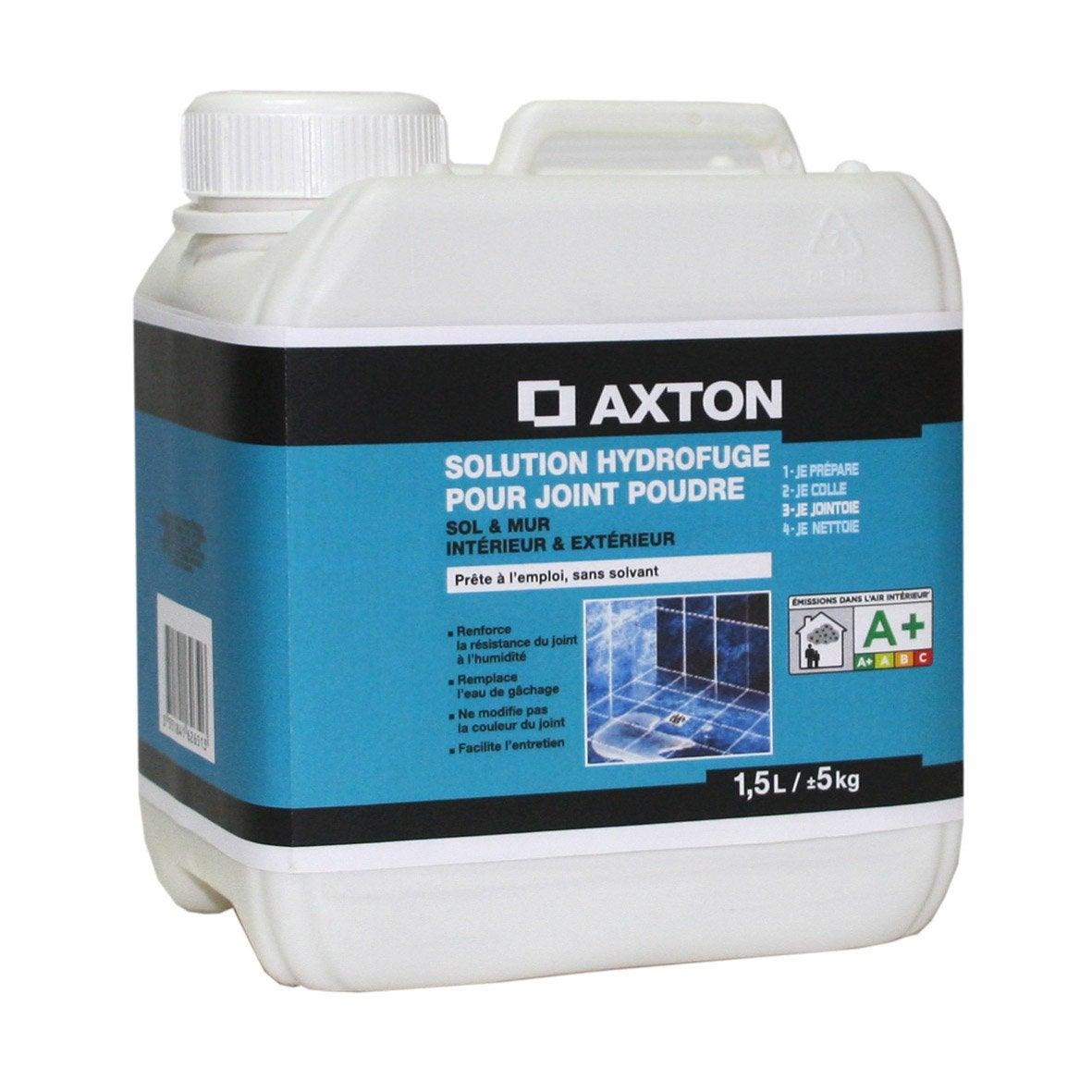 Solution hydrofuge pour carrelage et mosaïque AXTON, blanc, 18.18 L