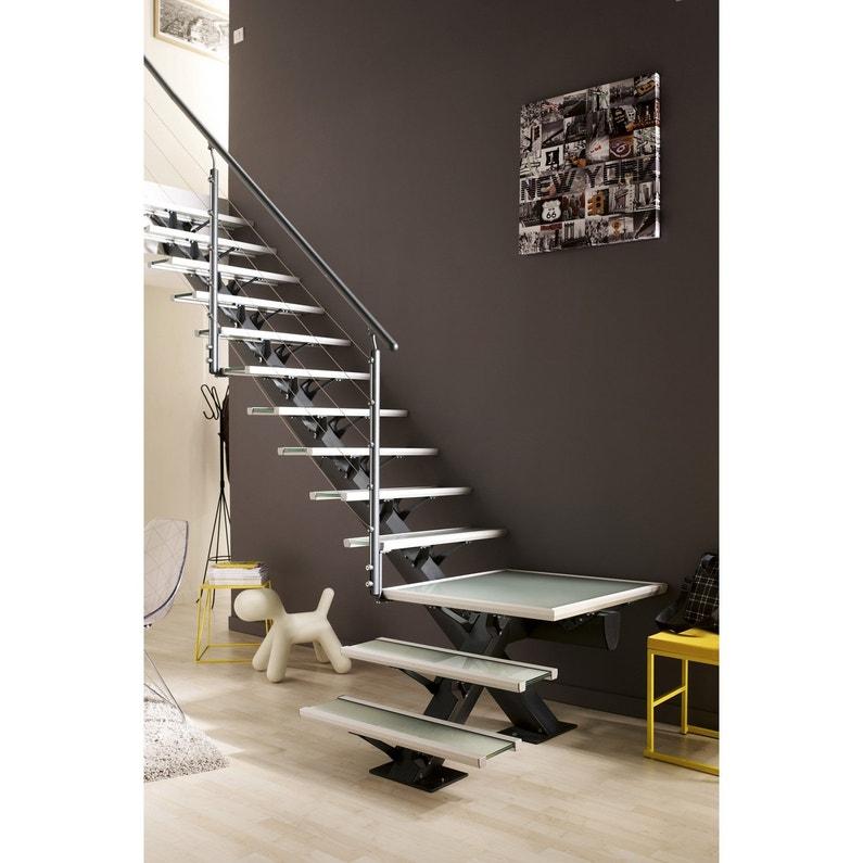 Kit Rampe Pour Escalier Mona Escapi