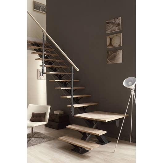 Kit rampe pour escalier mona escapi leroy merlin - Kit renovation escalier leroy merlin ...