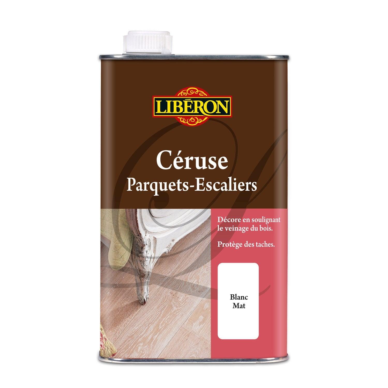 Wonderful Céruse Parquet LIBERON, 1 L