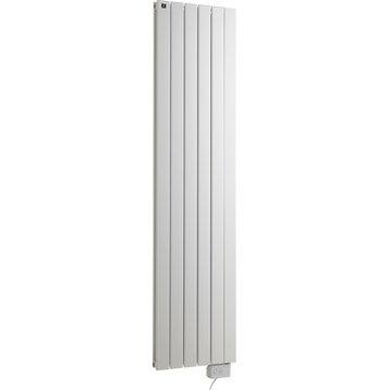 Radiateur lectrique chauffage et climatisation fixe leroy merlin for Radiateur electrique a inertie fluide