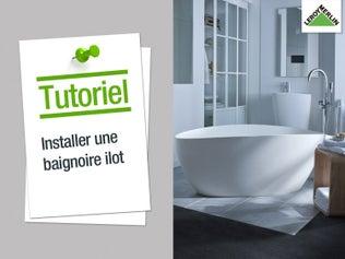 comment installer une baignoire en lot. Black Bedroom Furniture Sets. Home Design Ideas