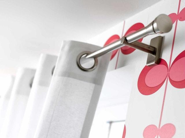 rideau tamisant metis taupe x cm leroy merlin. Black Bedroom Furniture Sets. Home Design Ideas