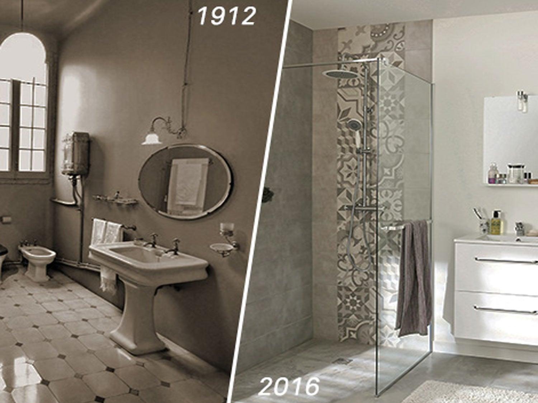 beautiful la salle de bains reflet millnaire de nos modes de vie with sisal salle de bain. Black Bedroom Furniture Sets. Home Design Ideas