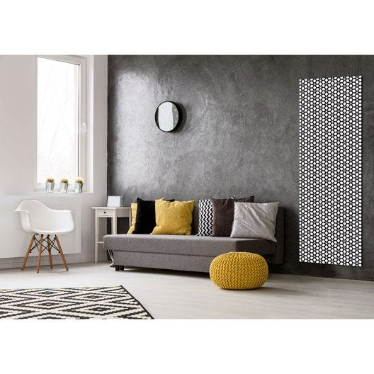 radiateur lectrique rayonnement decowatt cote de maille. Black Bedroom Furniture Sets. Home Design Ideas