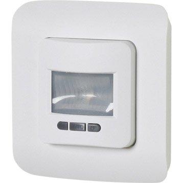 Interrupteur automatique Cosy, blanc, LEXMAN
