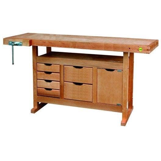 etabli armoire et am nagement de l 39 atelier outillage au meilleur prix leroy merlin. Black Bedroom Furniture Sets. Home Design Ideas