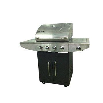 Barbecue au gaz naterial sunbara 4 bruleurs - Avis barbecue naterial florida ...