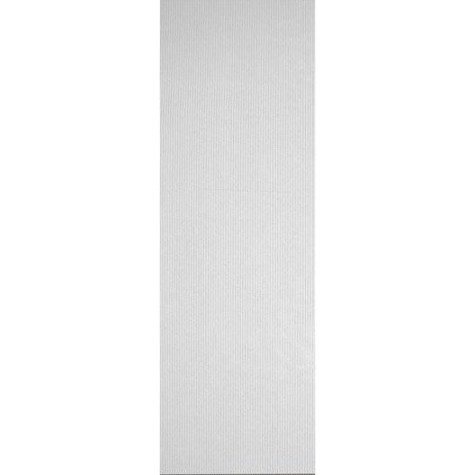 Panneau japonais ray blanc 260 x 50 cm leroy merlin - Panneau japonais leroy merlin ...