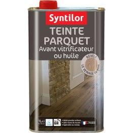 Teinte parquet SYNTILOR, 1 l, chêne moyen