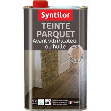 Teinte pour parquet finition pour parquet leroy merlin for Peinture v pour parquet stratifie
