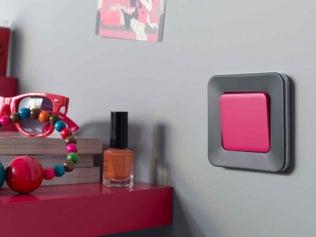Choisir une prise ou un interrupteur d'intérieur