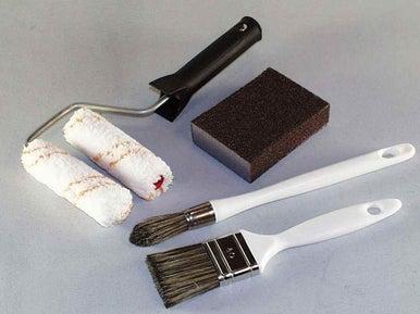 comment choisir son pinceau ou son rouleau leroy merlin. Black Bedroom Furniture Sets. Home Design Ideas