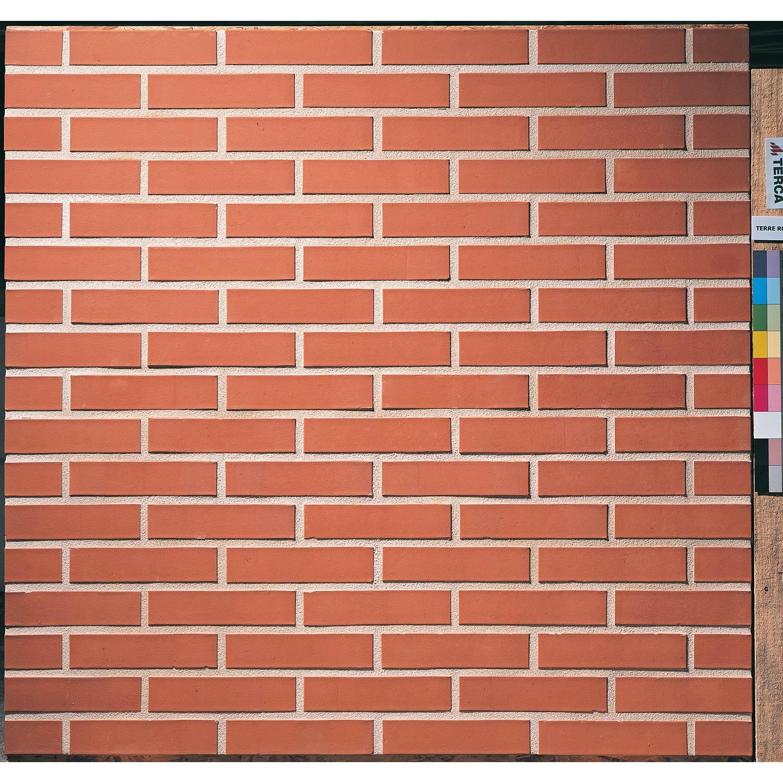 Etagere Sur Mur En Brique brique pleine terre cuite nf p.22 x h.10.5 x ep.5.4 cm-terca