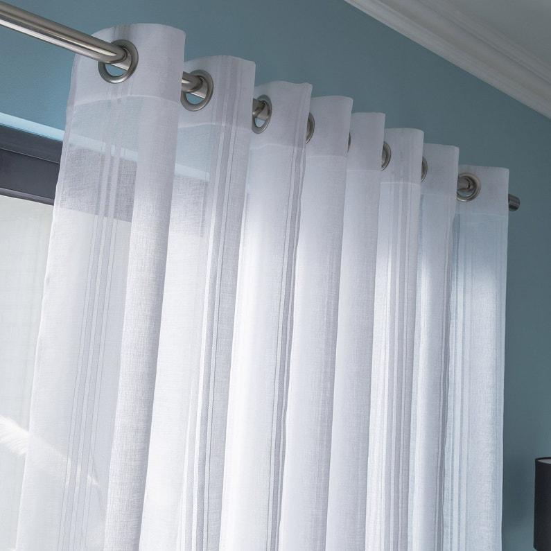 rideaux grande largeur leroy merlin. Black Bedroom Furniture Sets. Home Design Ideas