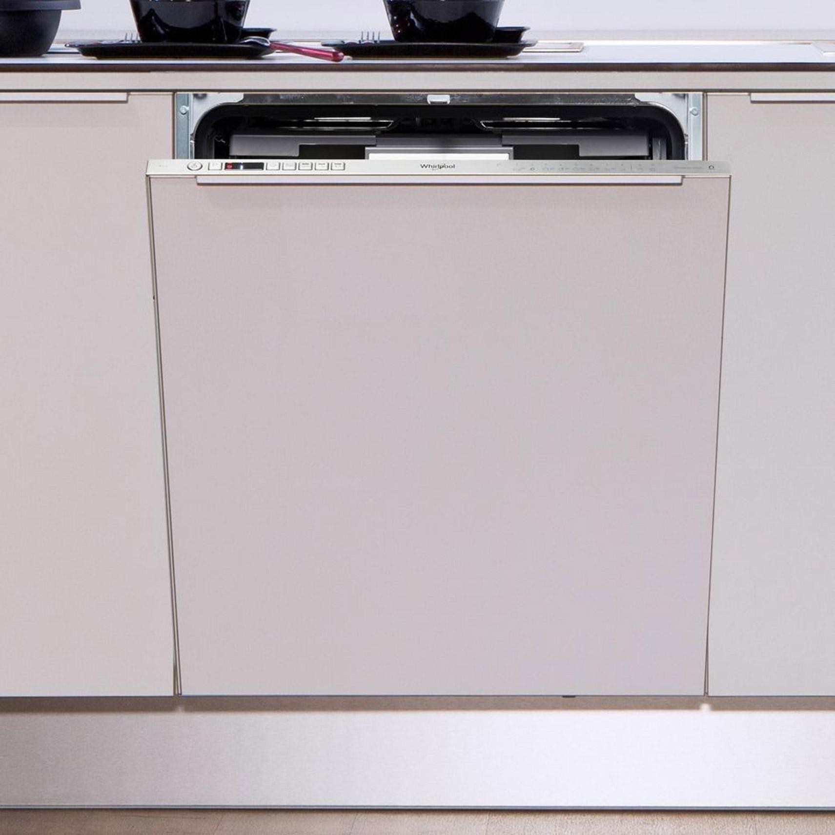 Peinture Pour Lave Vaisselle lave-vaisselle encastrable l.59.4 cm whirlpool wio3t123pef, 14 couverts