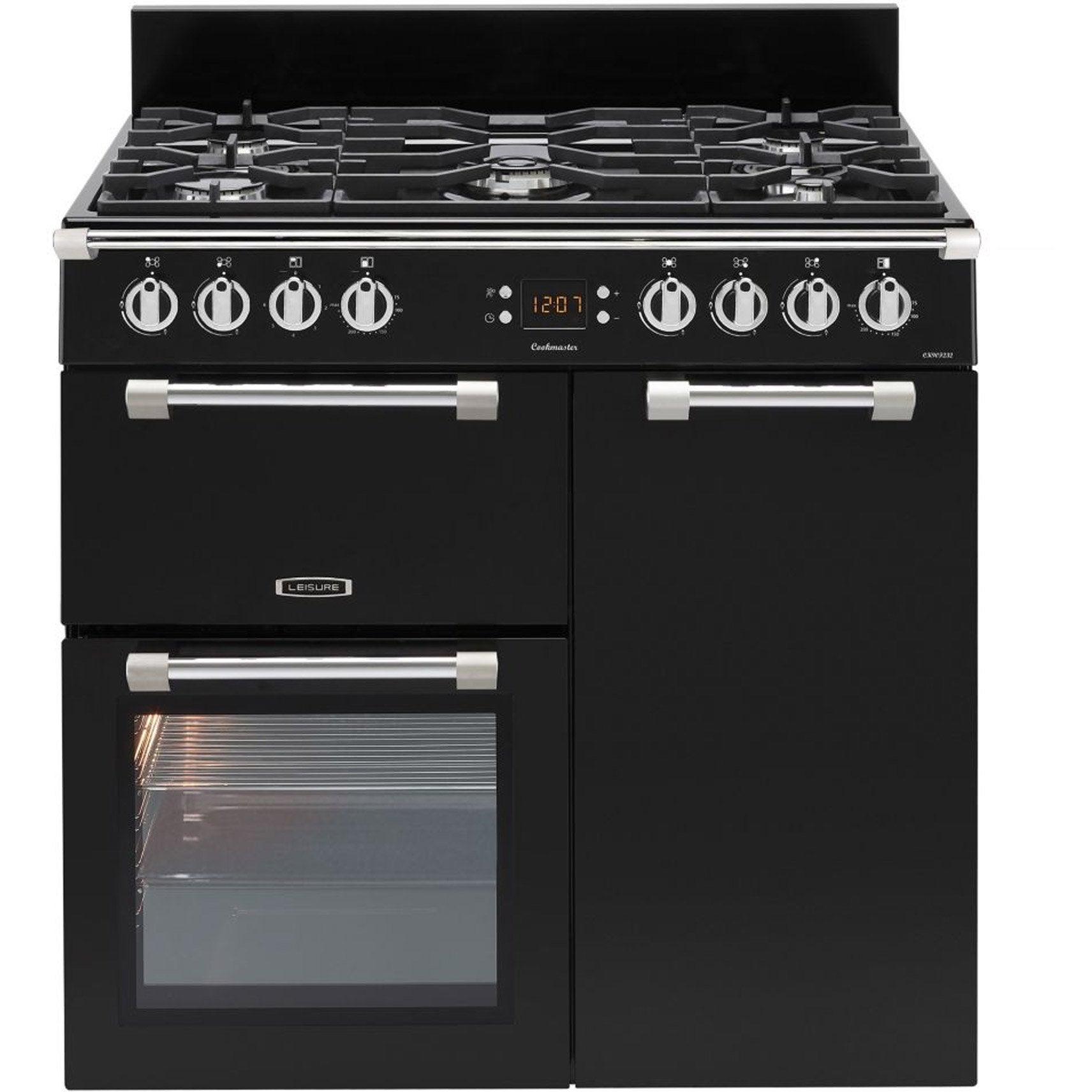 Piano De Cuisson Largeur 60 Cm cuisinière gaz, 5 foyers leisure ck90f324k