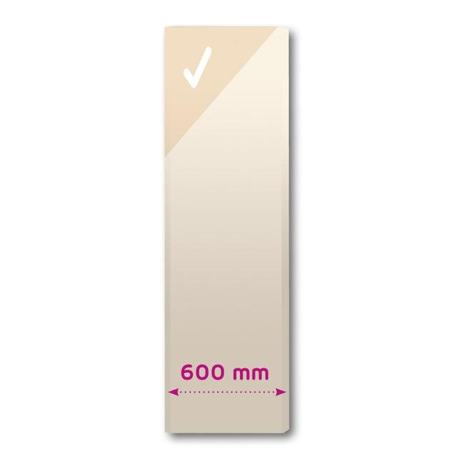 Plaque De Plâtre Ba 13 H250 X L60 Cm Standard Nf Siniat