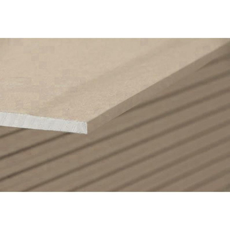 Plaque De Plâtre Ba 13 H300 X L120 Cm Standard Nf Siniat