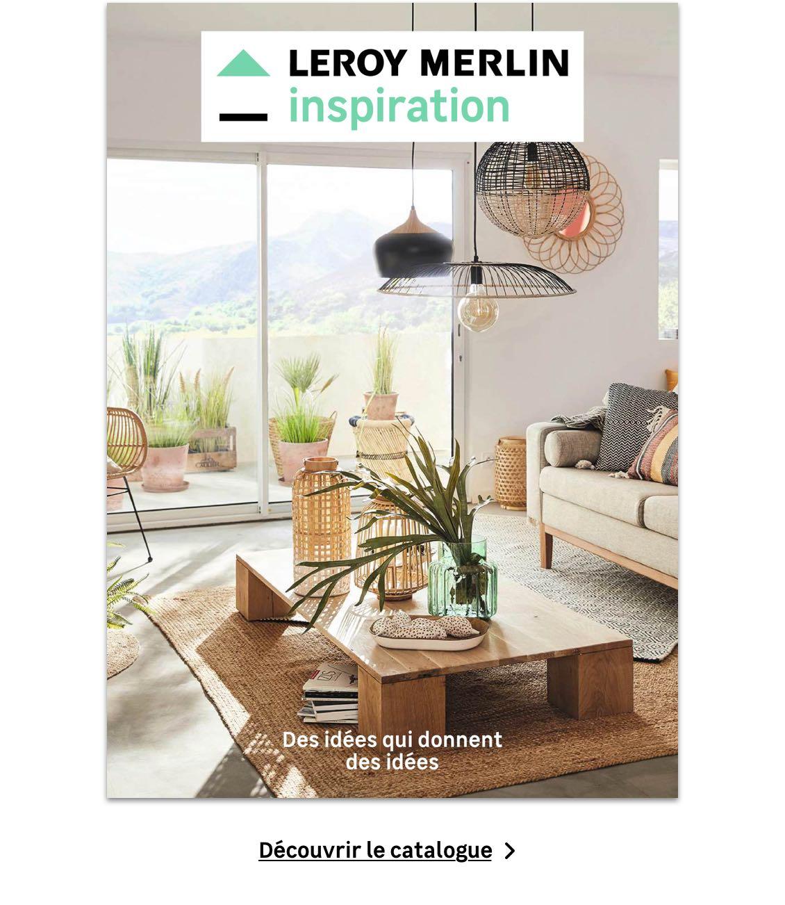Leroy Merlin Le Pontet Catalogue