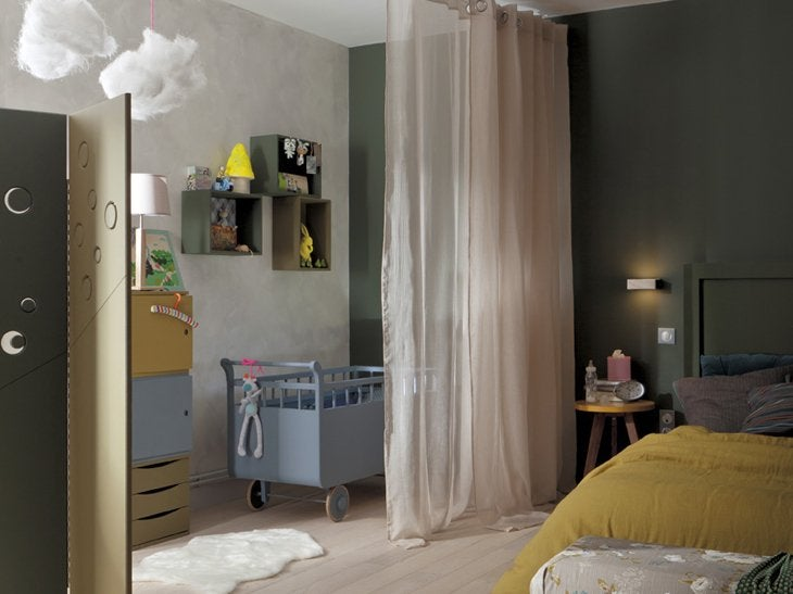 Divers inspiration de conception pour la salle for Amenagement chambre bebe