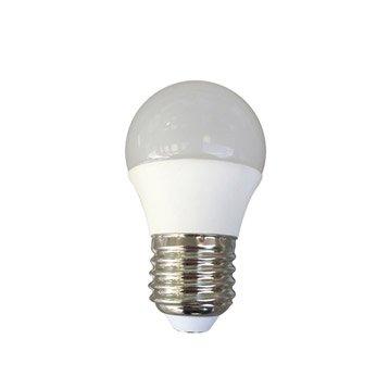 Ampoule sphérique LED 6W = 470Lm (équiv 40W) E27 4000K 150° LEXMAN