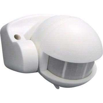 d tecteur de mouvement et de lumi re alarme maison cam ra de surveillance et d tecteur de. Black Bedroom Furniture Sets. Home Design Ideas