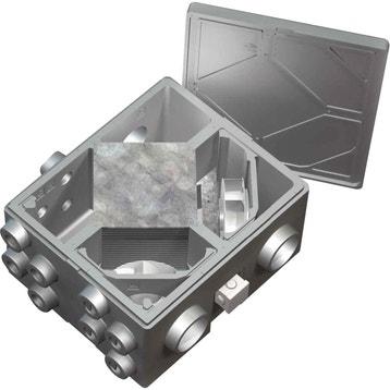 vmc double flux simple flux hygror glable au meilleur. Black Bedroom Furniture Sets. Home Design Ideas