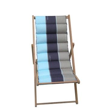 transat de jardin chaise chilienne au meilleur prix leroy merlin. Black Bedroom Furniture Sets. Home Design Ideas