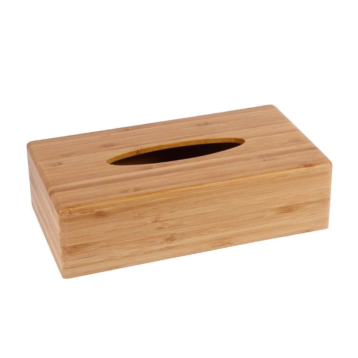 Boîte à mouchoirs en bambou bambou