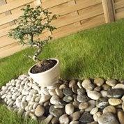 Galets zen en pierre naturelle, multicouleur, 50/70 mm, 25 kg