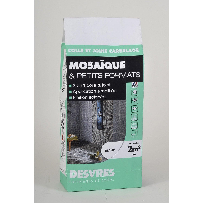 Colle et joint 2 en 1 pour mosa que mur et sol 10 kg - Joint frigo ne colle plus ...