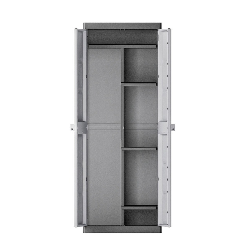 Armoire Range Balai Leroy Merlin Bright Shadow Online