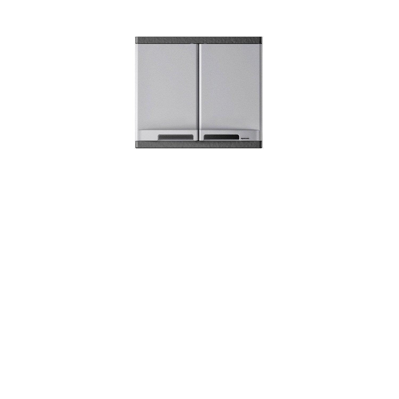 Armoire Murale R Sine 1 Tablette Spaceo Utile L 65 X H 56 5 X P 39