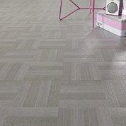 Dalle PVC adhésive AERO, décor turn, 30.5 x 30.5 cm