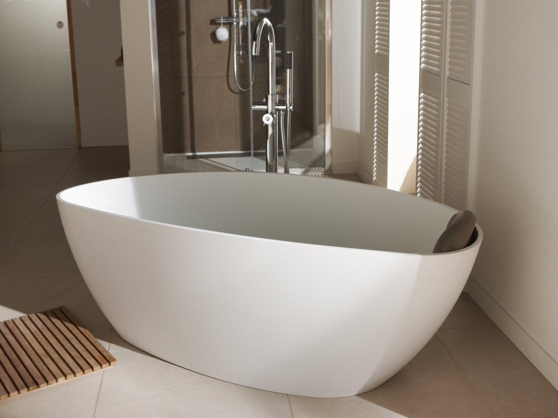 Une baignoire vintage à pattes de lion | Leroy Merlin
