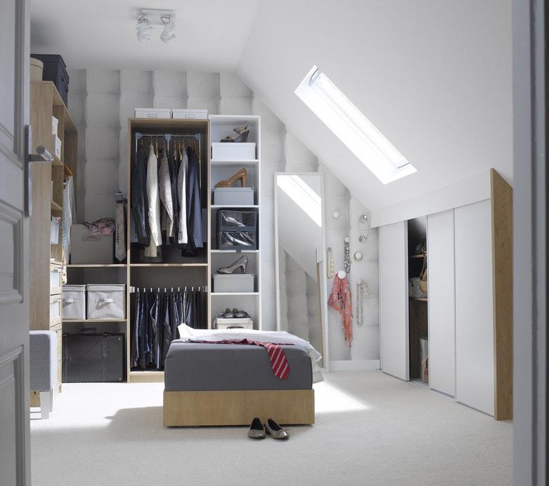 dressing rangement am nagement tag res portes de placards et accessoires leroy merlin. Black Bedroom Furniture Sets. Home Design Ideas