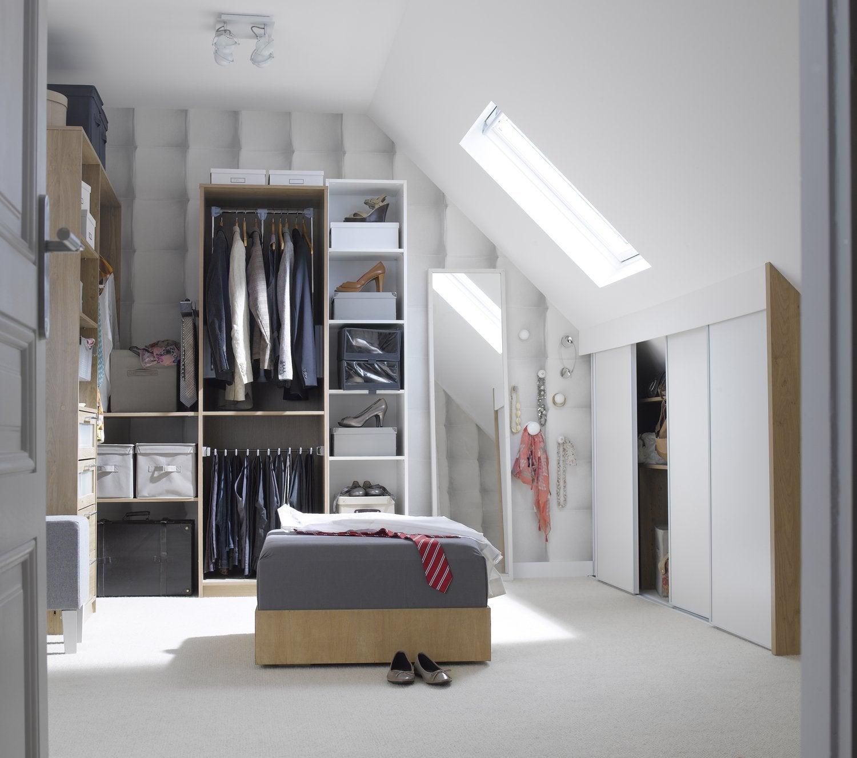 Installer Un Dressing Dans Une Chambre Perfect Chambre En Sous