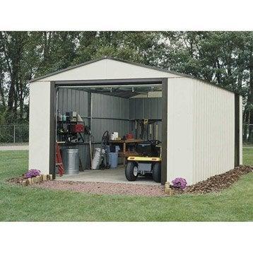 Garage métal Vt1217 1 voiture, 18.01 m²