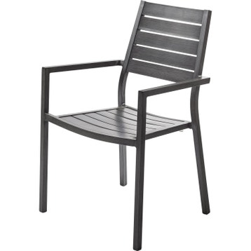 Chaise et fauteuil de jardin mobilier de jardin au meilleur prix leroy merlin - Leroy merlin antibes ...