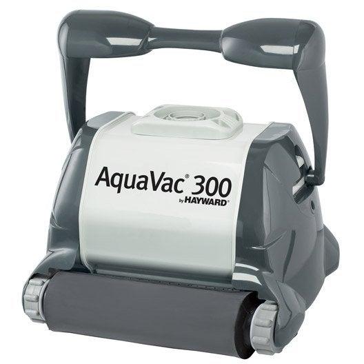 robot de nettoyage lectrique hayward aquavac 300 mousse leroy merlin. Black Bedroom Furniture Sets. Home Design Ideas