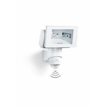 Projecteur à fixer à détection extérieur, 78 mm 150 W = 2450 Lm, blanc STEINEL
