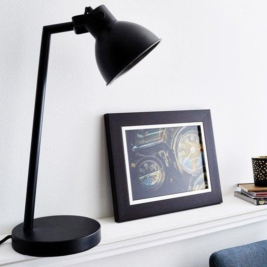 cadre pianura 20 x 30 cm acajou leroy merlin. Black Bedroom Furniture Sets. Home Design Ideas